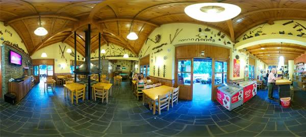 instalaciones restaurante